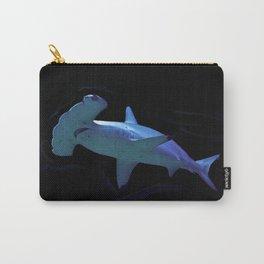 Watercolour Hammerhead Shark Carry-All Pouch