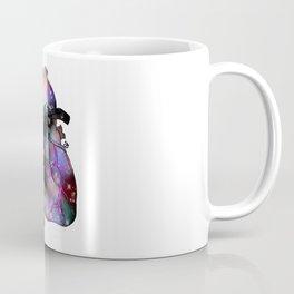 Galaxy Heart Coffee Mug