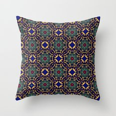 Leaky Sneakers Throw Pillow