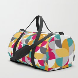 vector Design Deco. Duffle Bag