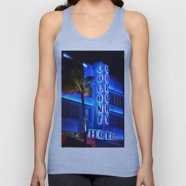 The Colony Hotel (Night) Unisex Tank Top