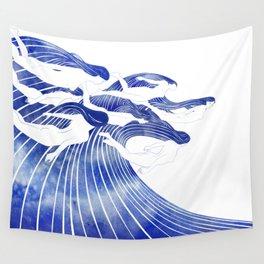 Seven Nereids Wall Tapestry