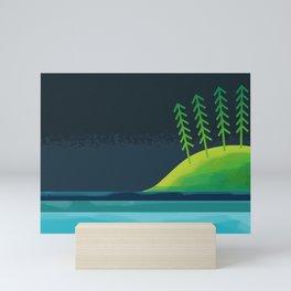 woods Mini Art Print