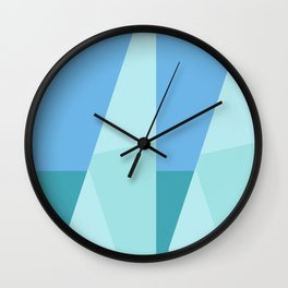 Heading to the Sea Wall Clock