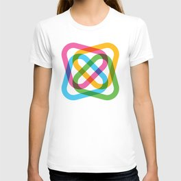 Colorful Swirl T-shirt