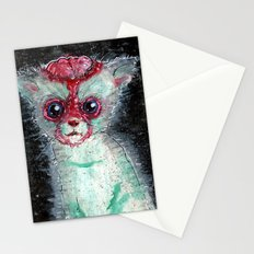Kitty Popped Stationery Cards
