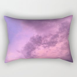 Purple Sky 2 Rectangular Pillow