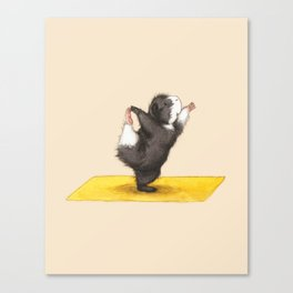 Yoguineas - Lord of the Dance Canvas Print