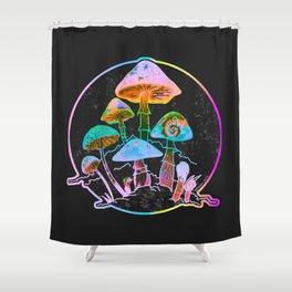 Garden of Shrooms 2020 Shower Curtain