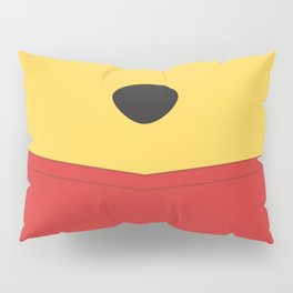 Rumbly in my tummy - Pooh Pillow Sham