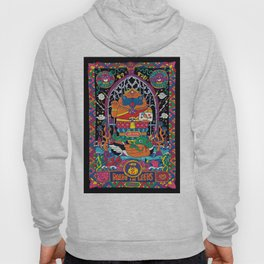 Pug Nang Kwak – Thai Goddess Of Wealth Hoody