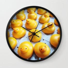 Dump Ling Duck Wall Clock