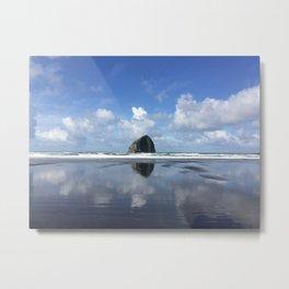 Islands on the coast Metal Print