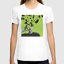 Abstraction - version 1. T-shirt