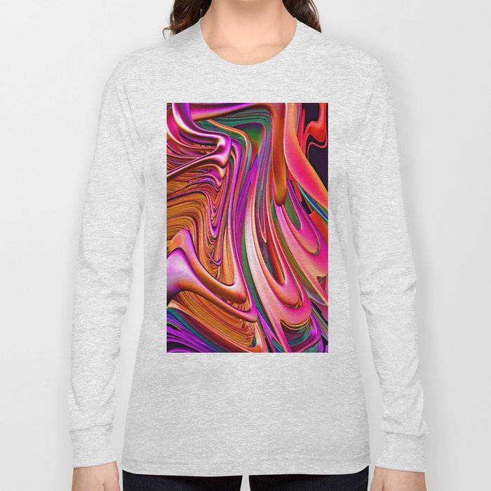 Torn To Pieces Long Sleeve T-shirt