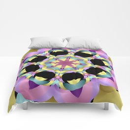 mandala-design -a- Comforters
