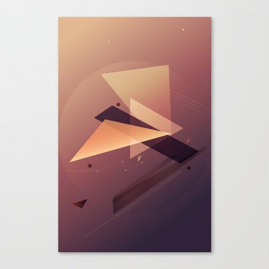 New Sun Canvas Print