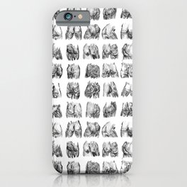 Ink Butts iPhone Case