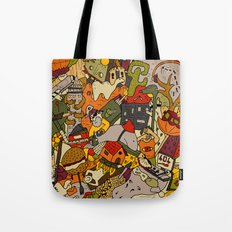 colorful dreams Tote Bag