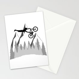 MTB Superman Stationery Cards