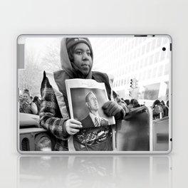 Newsgirl, 2013 Inauguration, Washington, DC. Laptop & iPad Skin