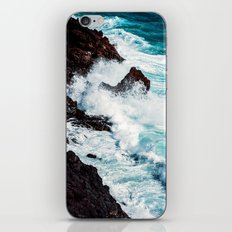 CONFRONTING THE STORM iPhone & iPod Skin