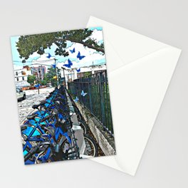 Let's Go for a Ride Stationery Cards