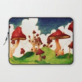 Poison Wonderland Laptop Sleeve