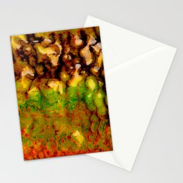 Thermal ecosystem Stationery Cards