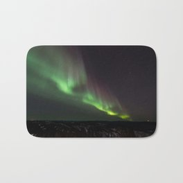 Northern Lights Bath Mat