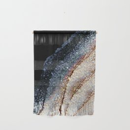 FLAWLESS GREY & GOLD Wall Hanging