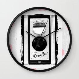 Dotty Duaflex Wall Clock
