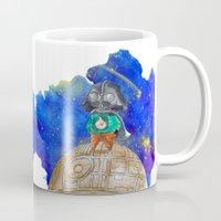 little prince Mugs featuring Little Prince by gunberk