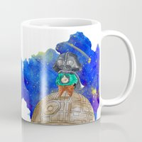 prince Mugs featuring Little Prince by gunberk