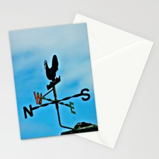 North South West East Stationery Cards