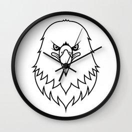 Vision - B&W Wall Clock