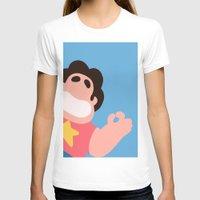steven universe T-shirts featuring Steven Universe by EsthersHouse