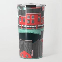 Townscape Travel Mug