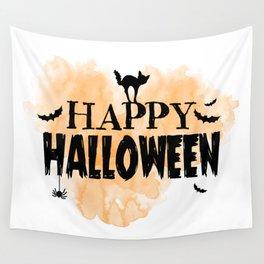 Happy Halloween | Spooky Wall Tapestry