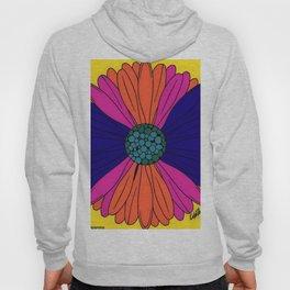 Floral Pop Hoody