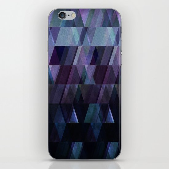 LYYNG_RSSPYNSS iPhone & iPod Skin