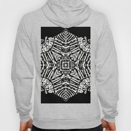 Bone Hypnosis Drawing Hoody