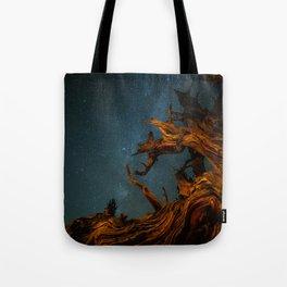 Golden Pine. Tote Bag