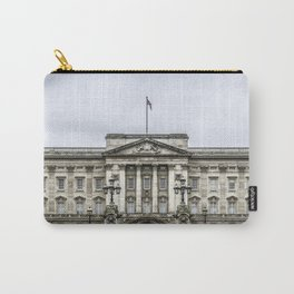 Buckingham Palace Panorama London England Carry-All Pouch