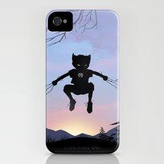 Wolverine Kid iPhone (4, 4s) Slim Case