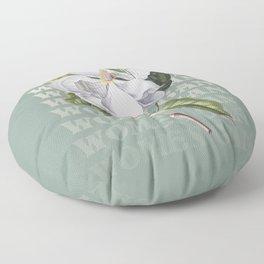 Women Can Floor Pillow