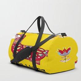 Dala Llama Duffle Bag