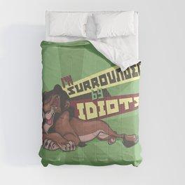 Prepared Comforters