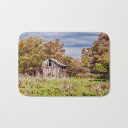 The old shed Bath Mat