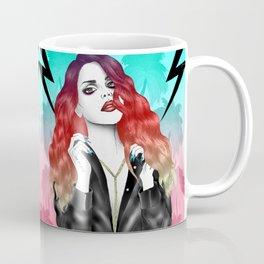 Hawaiian Glam Metal Coffee Mug
